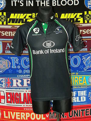 5/5 Connacht adults S rugby union shirt jersey