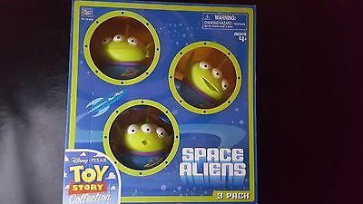 Thinkway Disney Pixar Toy Story Collection Space Aliens Save 5% Worldwide