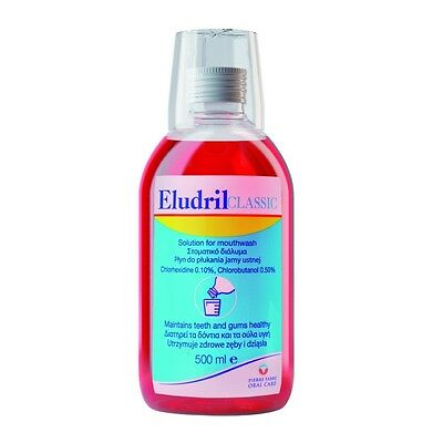 Eludril Mouthwash 500ml