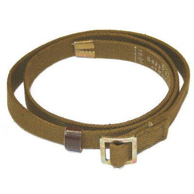 Original Soviet Russian Army Greatcoat Belt Canvas Authentic USSR