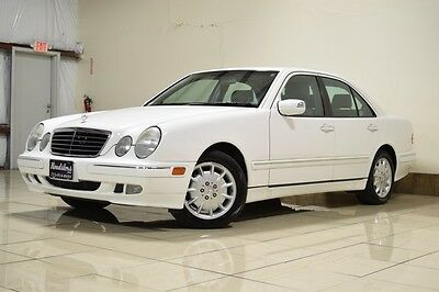 2001 Mercedes-Benz E-Class  RARE MARCEDES-BENZ E320 ONLY 37K MILES SUNROOF LEATHER SUPER1299 CLEAN