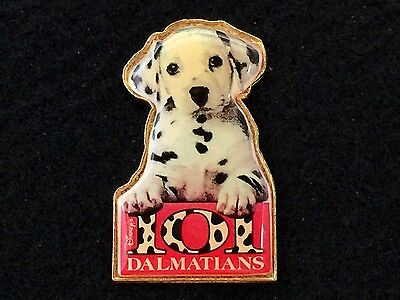 Disney Store Trading Pin - 101 Dalmatians Video Promotion - 1256
