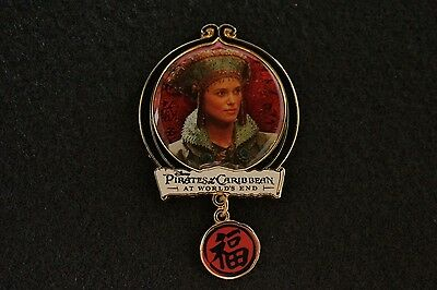 Disney Trading Pin - Elizabeth Swan Pirates Of The Caribbean At Worlds End 53498