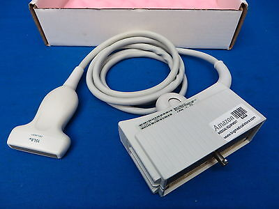 Siemens Acuson 15L8W Linear Array Probe in Box, 90 Day Warranty