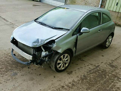 2013 Vauxhall/Opel Corsa 1.2i 12v Active CAT C Damage repairable salvage