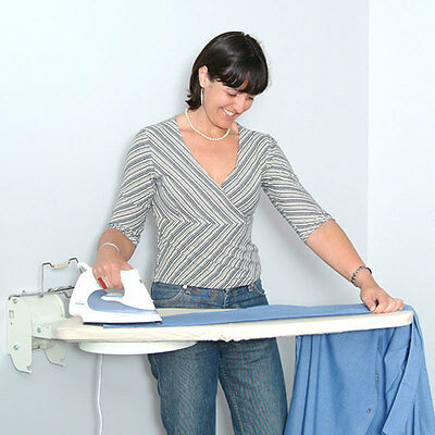 Lifestyle Wall Mounted Ironing Board (Compact)