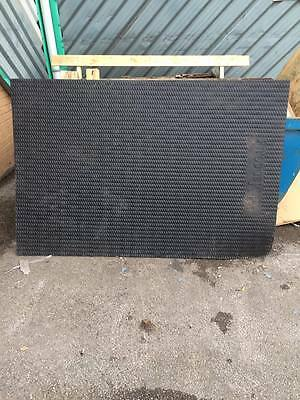 Stable matting- EVA Ark Mat 22mm 6x4ft- 1 new and 3 used
