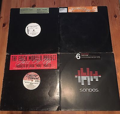"""20 Subliminal Classic House Music / Funky 12"""" Vinyl Record Collection Morillo"""
