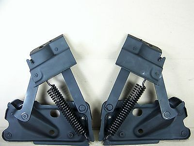 1940'S OR 50's CHRYSLER, DODGE,OR PLYMOUTH RESTORED  OIGINAL HOOD HINGES
