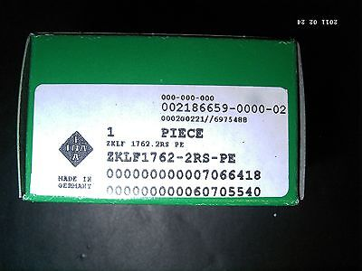 ZKLF1762-2RS-PE (17x62x25 mm) INA Axial-Schrägkugellager