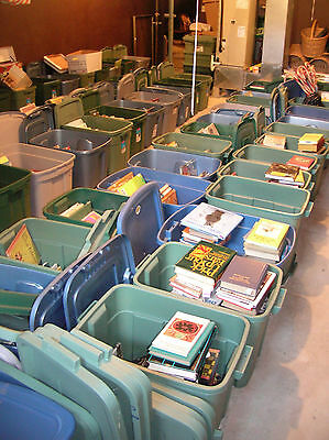3700+ Used Book Inventory For Sale - Adult/children/hard & Soft Cover Books
