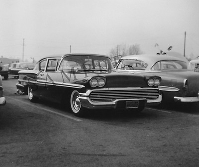 """1958 Chevrolet Chevy Impala Hot Rod Car 8""""x 10"""" Photo '58 Picture"""