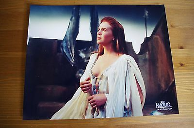 VERY RARE Official Xena 8x10 photo club August 1998 Renee O'connor