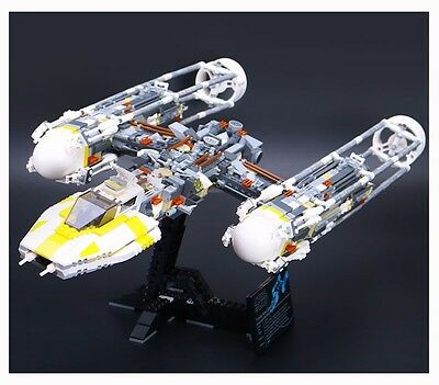 UCS Star Wars Y-wing Attack Starfighter 10134 Clone Compatible w/ LEGO US Seller
