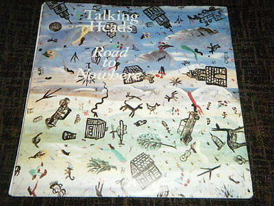 "Talking Heads - Road To Nowhere  - 7"" Single - Punk / 80's / New Wave"