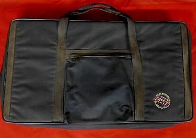 Skb Ps-25 Pedal Board Case Fully Powered Bag & Cables