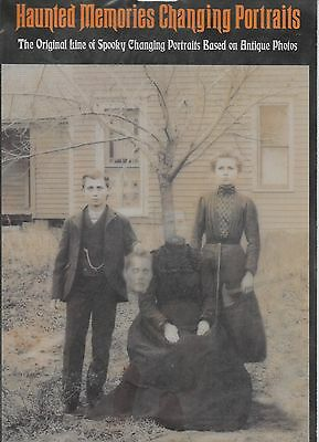 "Haunted Memories ""Midwestern Matricide"" 8 X 10 Changing Portrait"