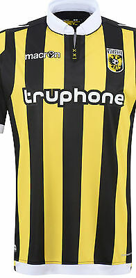 *long-sleeve* Vitesse  Football Shirt  UK XL/EU XXL  SBV Vitesse Arnhem voetbal