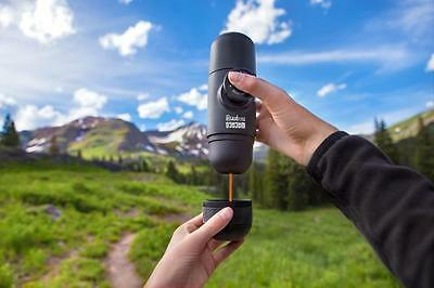 Nespresso Hand held Coffee Maker Capsule Portable Camping Outdoors Hiking