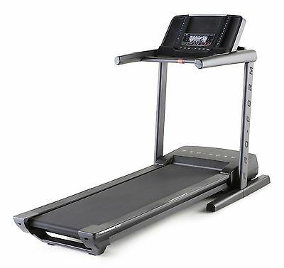 ProForm Thinline Desk Treadmill Black