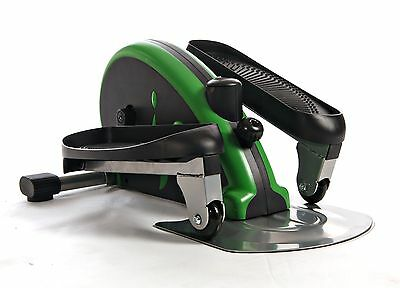 Stamina In-Motion Elliptical Trainer Green