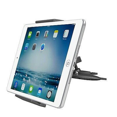 Universal Tablet Car Mount APPS2CAR Cd Slot Holder Stand for Ipad 2 3 4/Air 1...