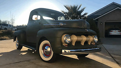 1951 Ford Other Pickups Base 1951 Ford F1 Custom