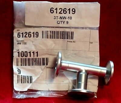 Nor-Cal NW-25-PR Overpressure Ring Over Pressure SS Stainless Steel 1.66 1.583