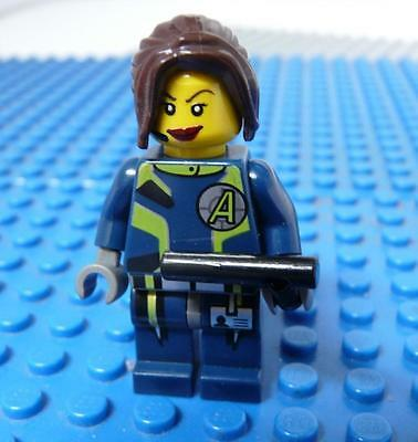 LEGO Minifig Agents Agent Trace x 1PC