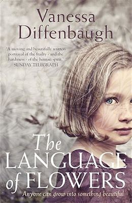 The Language of Flowers by Vanessa Diffenbaugh - Paperback - NEW - Book