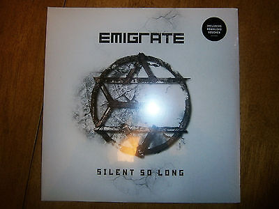 Emigrate ‎– Silent So Long  / BRAND  NEW