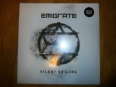 Emigrate – Silent So Long  / BRAND  NEW