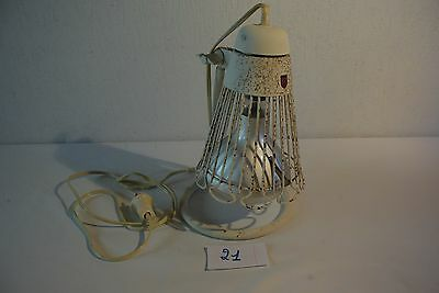 C21 Authentique lampe Philips design art deco 60