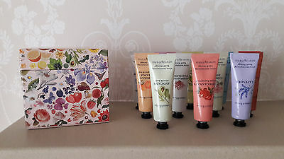 Crabtree & Evelyn Ultimate Hand Therapy Collection 12 x 25g Gift Set