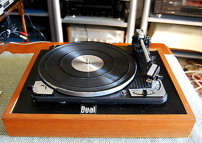Dual 1015 Turntable - Immaculate Vintage Deck
