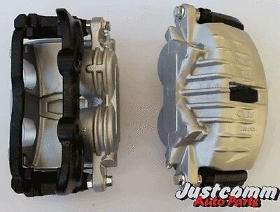 Holden Commodore Vt Vx Vy Vz Reconditioned Front Brake Calipers - Pair - Silver