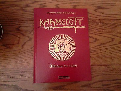 BD kaamelott tome 3 édition Deluxe  neuf