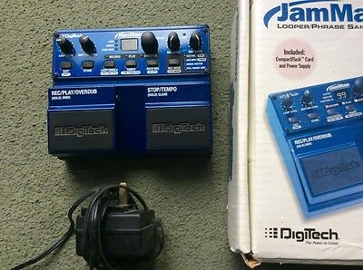 Digitech Jamman Looper Loopstation Like RC20 RC3 Ditto Headrush RC30