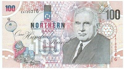 Northern Bank Ltd,  £100 Dated 1999 In Perfect Uncirculated Condition