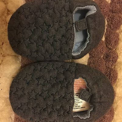 Mothercare Infant Size 2 Peak Shoes