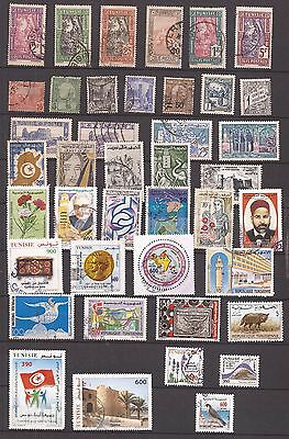 Tunisia - Lot Of Stamps