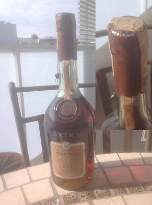 Martell Extra Cognac - Lived To Collect, Transparents To Drink