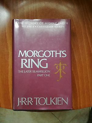 J.R.R. Tolkien: Morgoth's Ring (History of Middle-earth)