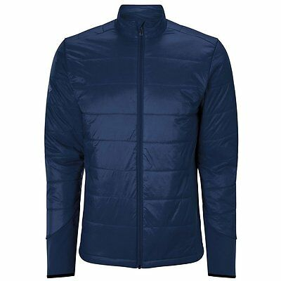 Callaway mens Puffer 2.0 Stepp Jacke, peacok navy, medium, UVP 130€