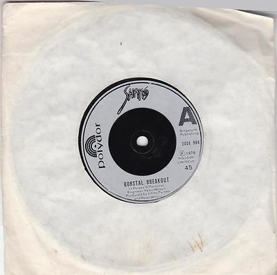 There's Gonna Be A Borstal Break-Out 7 : Sham 69