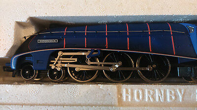 r 2037 Hornby 00 gauge A4 Woodcock ltd edition buy it now or best offer