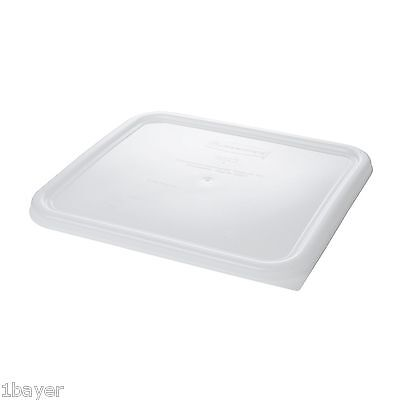 Rubbermaid Home Kitchen Storage Food Serivce Commercial Container Lid SQ SSC