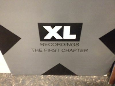 """XL RECORDINGS - THE 1ST CHAPTER 2x12"""" (1990 oldskool rave)"""