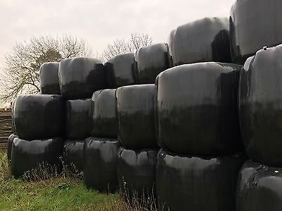 Hay and Haylage Bale