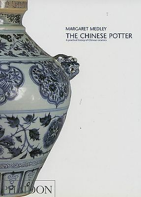 Antique Chinese Pottery Porcelain - Periods History Techniques of Mfgr. / Book